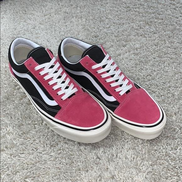 Vans Old Skool 36 DX Anaheim Factory Og Pink Black